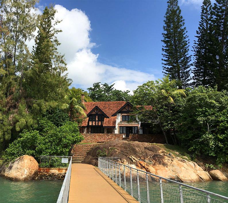 Pulau Ubin Nature Trail