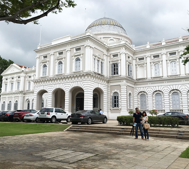 Singapore Museum Trail