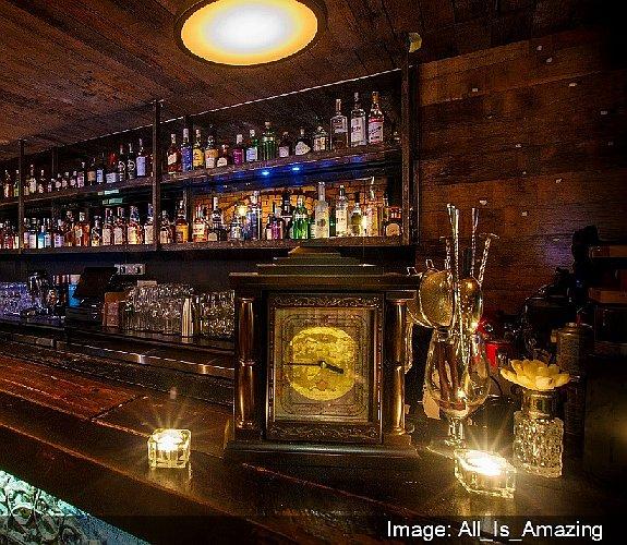 Speak-Easy Bar Hunt Kuala Lumpur Outskirts