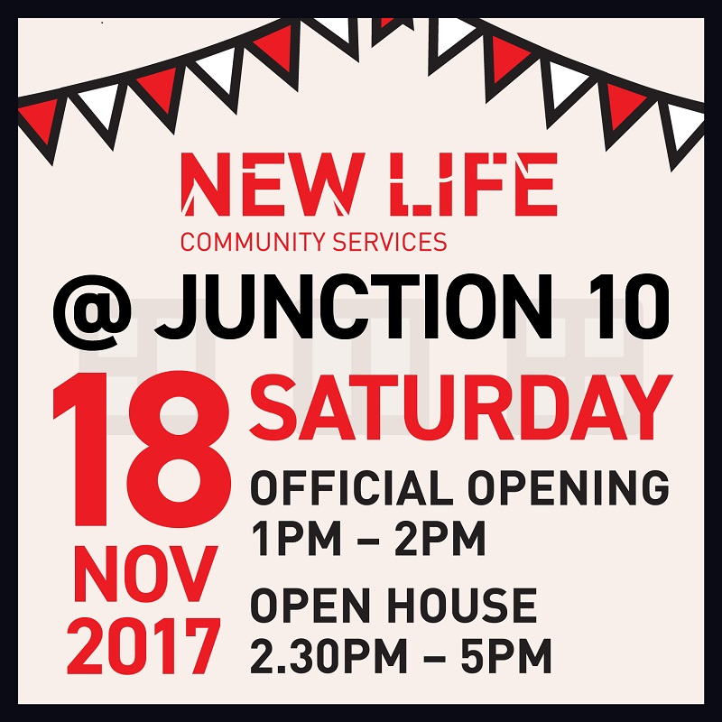New Life @ Junction 10